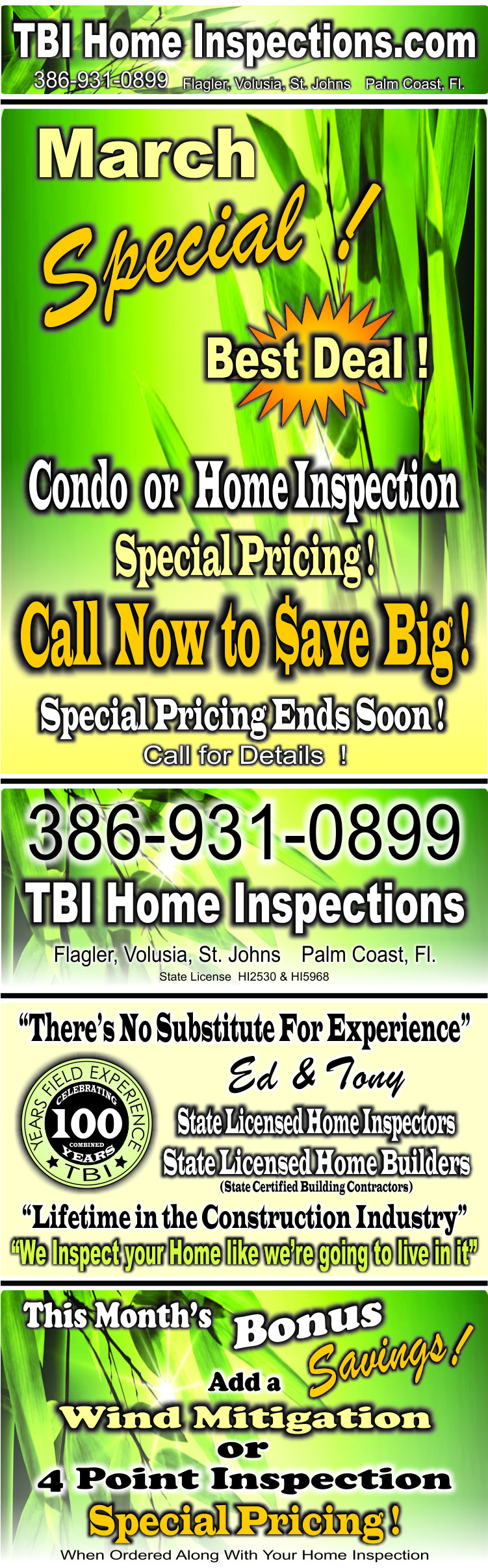 TBI Home Inspections